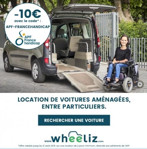 transport, partenariat, wheeliz