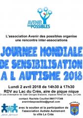 autisme,sensibilisation